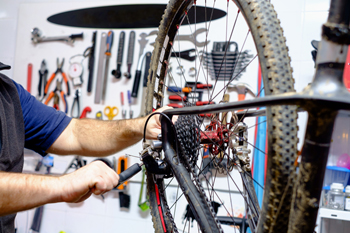 Pro Connexion Bicycle Repairs